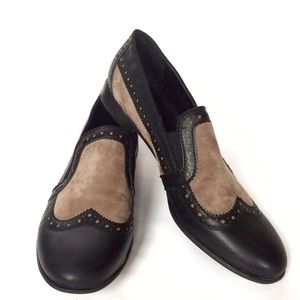 Leather Franco Sarto Loafer